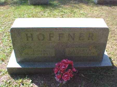 HOFFNER, JOHN - Meigs County, Ohio | JOHN HOFFNER - Ohio Gravestone Photos
