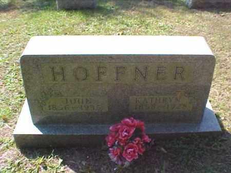 REIBEL HOFFNER, KATHRYN - Meigs County, Ohio | KATHRYN REIBEL HOFFNER - Ohio Gravestone Photos