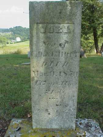 HOIT/HOYT, JOEL - Meigs County, Ohio   JOEL HOIT/HOYT - Ohio Gravestone Photos