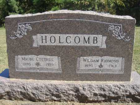 HOLCOMB, WILLIAM RAYMOND - Meigs County, Ohio | WILLIAM RAYMOND HOLCOMB - Ohio Gravestone Photos