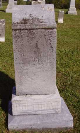 HOLLIDAY, IDA MAY - OVERALL - Meigs County, Ohio   IDA MAY - OVERALL HOLLIDAY - Ohio Gravestone Photos