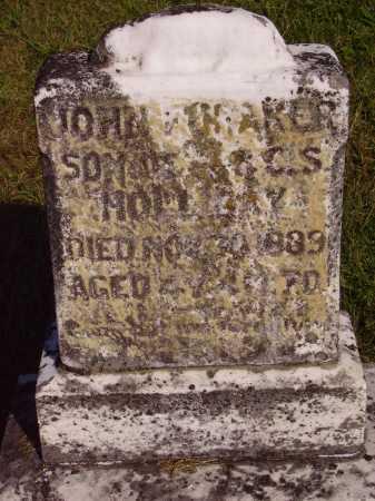 HOLLIDAY, JOHN FORAKER - Meigs County, Ohio   JOHN FORAKER HOLLIDAY - Ohio Gravestone Photos
