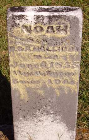 HOLLIDAY, NOAH - Meigs County, Ohio | NOAH HOLLIDAY - Ohio Gravestone Photos
