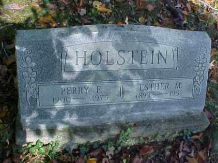 HOLSTEIN, PERRY F. - Meigs County, Ohio | PERRY F. HOLSTEIN - Ohio Gravestone Photos