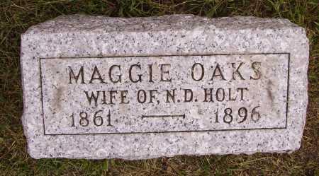 "HOLT, MAGNOLIA ""MAGGIE"" - Meigs County, Ohio | MAGNOLIA ""MAGGIE"" HOLT - Ohio Gravestone Photos"