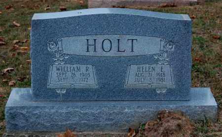 HOLT, WILLIAM R. - Meigs County, Ohio | WILLIAM R. HOLT - Ohio Gravestone Photos