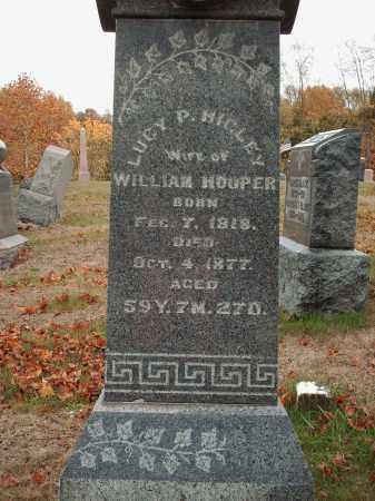 HIGLEY HOOPER, LUCY P - Meigs County, Ohio   LUCY P HIGLEY HOOPER - Ohio Gravestone Photos