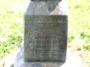 HOPKINS, DR. JOHN - Meigs County, Ohio | DR. JOHN HOPKINS - Ohio Gravestone Photos