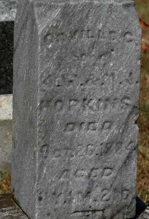 HOPKINS, ORVILLE C. - Meigs County, Ohio | ORVILLE C. HOPKINS - Ohio Gravestone Photos