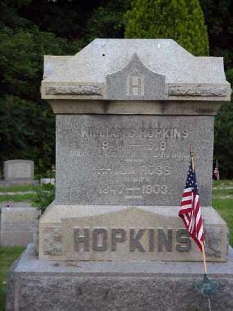 ROSS HOPKINS, RHODA - Meigs County, Ohio | RHODA ROSS HOPKINS - Ohio Gravestone Photos