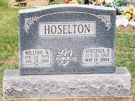 HOSELTON, VIRGINIA F. - Meigs County, Ohio | VIRGINIA F. HOSELTON - Ohio Gravestone Photos