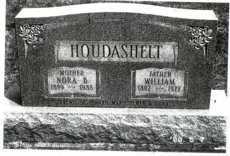 EICHINGER HOUDASHELT, NORA B. - Meigs County, Ohio | NORA B. EICHINGER HOUDASHELT - Ohio Gravestone Photos