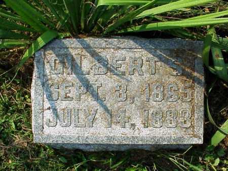 HOUK, GILBERT S. - Meigs County, Ohio | GILBERT S. HOUK - Ohio Gravestone Photos