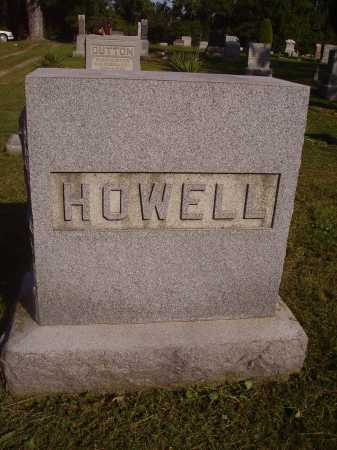 HOWELL, FAMILY MONUMENT - Meigs County, Ohio | FAMILY MONUMENT HOWELL - Ohio Gravestone Photos