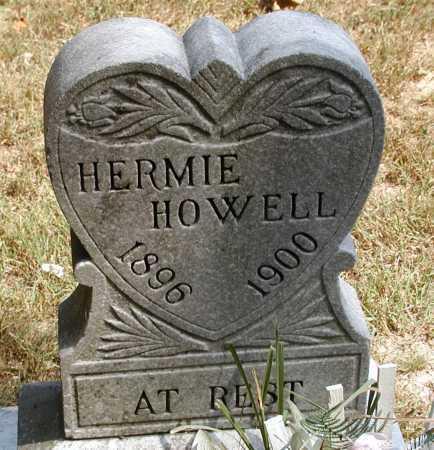 HOWELL, HERMIE - Meigs County, Ohio | HERMIE HOWELL - Ohio Gravestone Photos