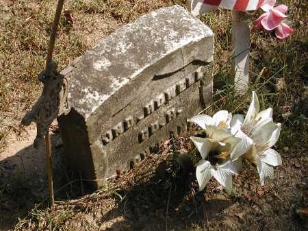 HOWELL, JND. - Meigs County, Ohio | JND. HOWELL - Ohio Gravestone Photos