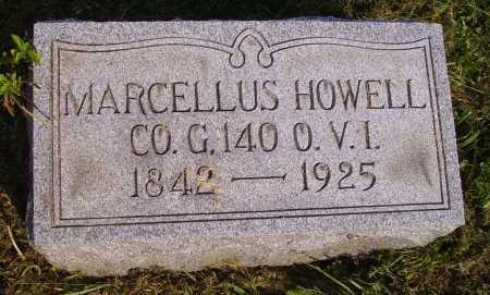 HOWELL, MARCELLUS - Meigs County, Ohio | MARCELLUS HOWELL - Ohio Gravestone Photos