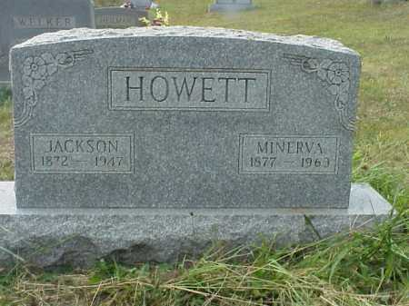 HOWETT, JACKSON - Meigs County, Ohio | JACKSON HOWETT - Ohio Gravestone Photos