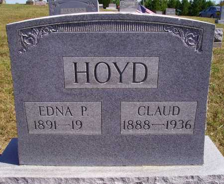 HOYD, EDNA P. - Meigs County, Ohio   EDNA P. HOYD - Ohio Gravestone Photos
