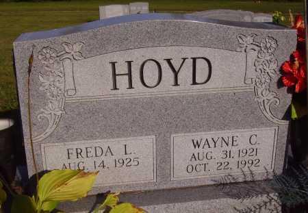 HOYD, WAYNE C. - Meigs County, Ohio | WAYNE C. HOYD - Ohio Gravestone Photos