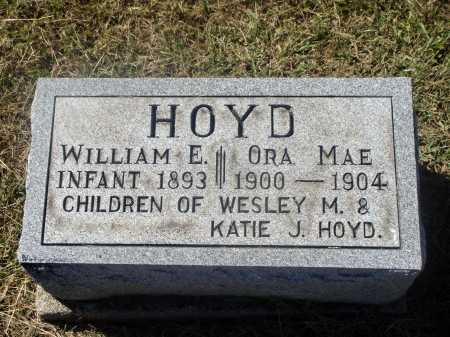 HOYD, ORA MAE - Meigs County, Ohio | ORA MAE HOYD - Ohio Gravestone Photos