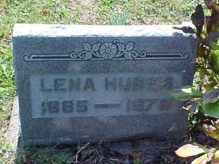 HUBER, LENA - Meigs County, Ohio | LENA HUBER - Ohio Gravestone Photos