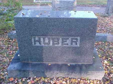 HUBER, MONUMENT - Meigs County, Ohio | MONUMENT HUBER - Ohio Gravestone Photos