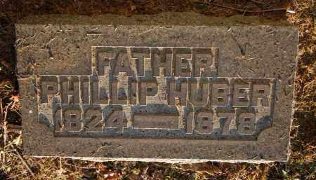 HUBER, PHILLIP - Meigs County, Ohio | PHILLIP HUBER - Ohio Gravestone Photos