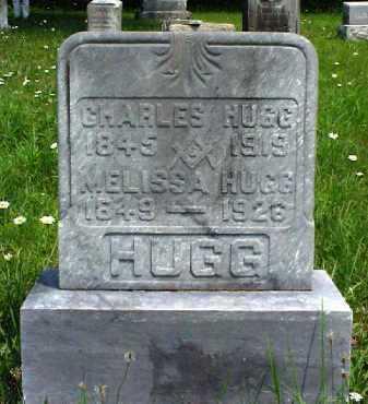 HUGG, CHARLES - Meigs County, Ohio | CHARLES HUGG - Ohio Gravestone Photos
