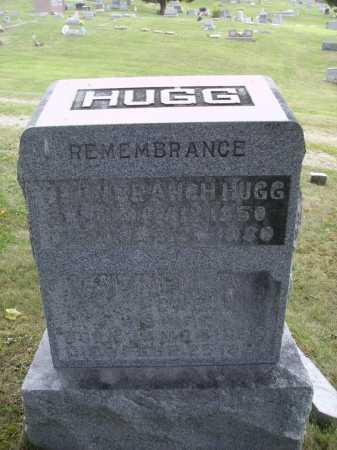 HUGG, OREN BRANCH - OVERALL VIEW - Meigs County, Ohio | OREN BRANCH - OVERALL VIEW HUGG - Ohio Gravestone Photos