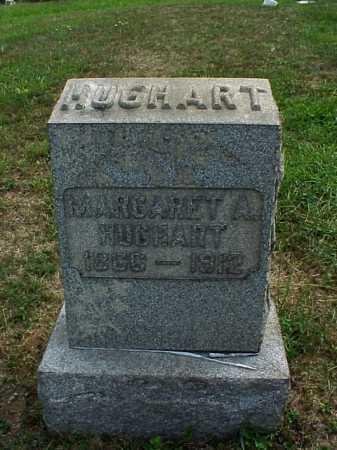 HUGHART, MARGARET A. - Meigs County, Ohio   MARGARET A. HUGHART - Ohio Gravestone Photos