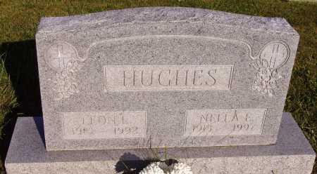 HUGHES, NELLA ELLEN - Meigs County, Ohio | NELLA ELLEN HUGHES - Ohio Gravestone Photos