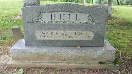HULL, EMMER E. - Meigs County, Ohio | EMMER E. HULL - Ohio Gravestone Photos