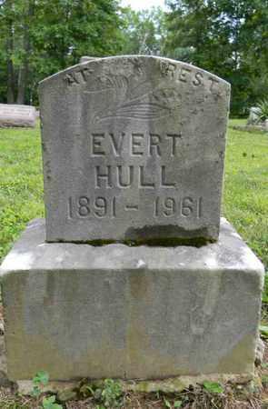 HULL, EVERT - Meigs County, Ohio | EVERT HULL - Ohio Gravestone Photos