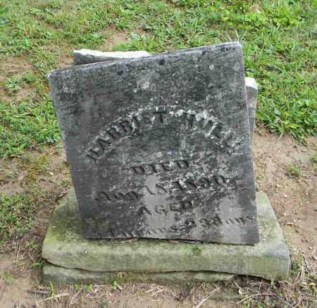 HULL, HARRIET - Meigs County, Ohio | HARRIET HULL - Ohio Gravestone Photos