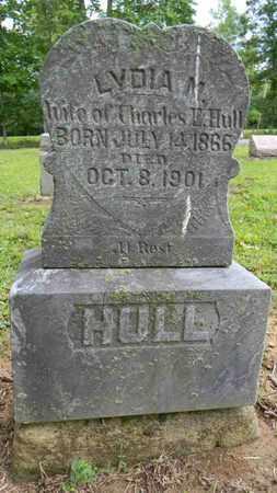 HULL, LYDIA - Meigs County, Ohio | LYDIA HULL - Ohio Gravestone Photos