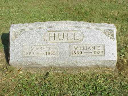 HULL, MARY J. - Meigs County, Ohio   MARY J. HULL - Ohio Gravestone Photos