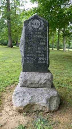 HULL, REBECCA - Meigs County, Ohio | REBECCA HULL - Ohio Gravestone Photos