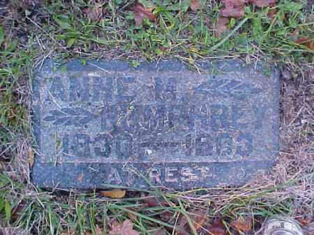 HUMPHREY, ANNIE M. - Meigs County, Ohio   ANNIE M. HUMPHREY - Ohio Gravestone Photos