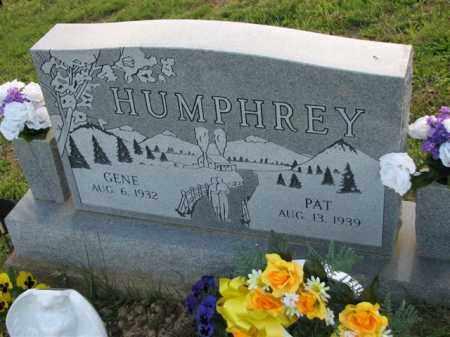 HUMPHREY, PAT - Meigs County, Ohio | PAT HUMPHREY - Ohio Gravestone Photos