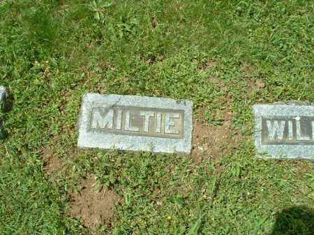 HUMPHREY, MILTIE - Meigs County, Ohio | MILTIE HUMPHREY - Ohio Gravestone Photos