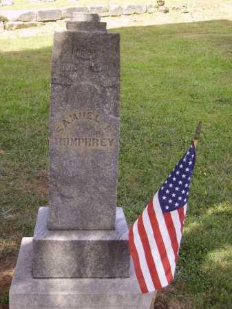 HUMPHREY, SAMUEL BELLOWS - Meigs County, Ohio | SAMUEL BELLOWS HUMPHREY - Ohio Gravestone Photos