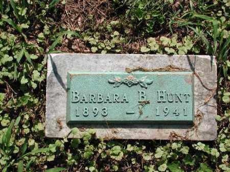 HUNT, BARBARA B. - Meigs County, Ohio | BARBARA B. HUNT - Ohio Gravestone Photos