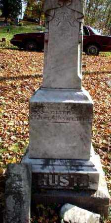 HUST, JACOB - Meigs County, Ohio | JACOB HUST - Ohio Gravestone Photos