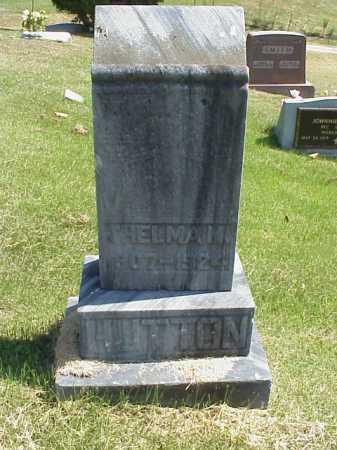HUTTON, THELMA M. - Meigs County, Ohio | THELMA M. HUTTON - Ohio Gravestone Photos