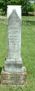 HYSELL, HALIDAY - Meigs County, Ohio | HALIDAY HYSELL - Ohio Gravestone Photos