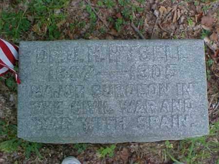 HYSELL, J. H. - Meigs County, Ohio   J. H. HYSELL - Ohio Gravestone Photos