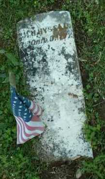 HYSELL, M.M. - Meigs County, Ohio | M.M. HYSELL - Ohio Gravestone Photos
