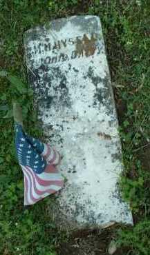 HYSELL, M.M. - Meigs County, Ohio   M.M. HYSELL - Ohio Gravestone Photos