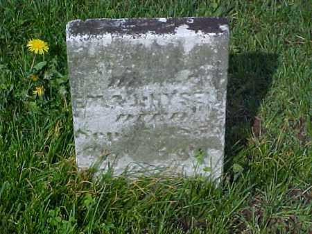 HYSELL, THELMA - Meigs County, Ohio   THELMA HYSELL - Ohio Gravestone Photos